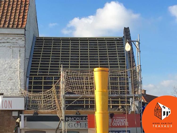 nord habitat travaux 59 france renovation charpente toiture tuiles bondues 59910