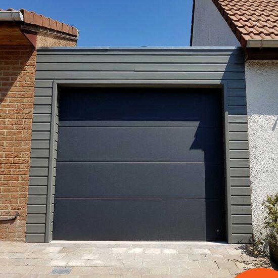 nord habitat travaux 59 nord garage 20m2 ossature bois roncq 59223